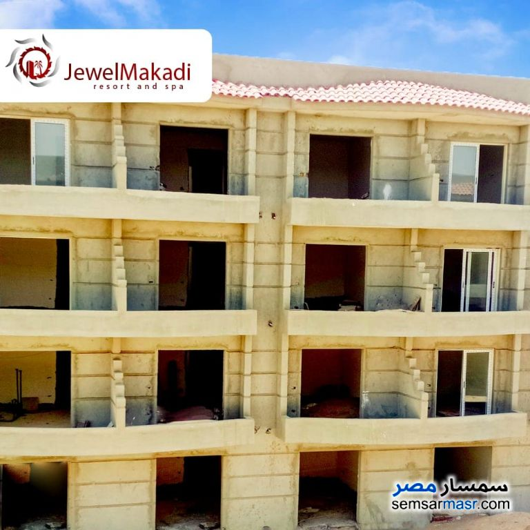 Photo 6 - Apartment 1 bedroom 1 bath 44 sqm super lux For Sale Hurghada Red Sea