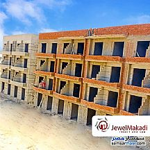 Apartment 1 bedroom 1 bath 44 sqm super lux For Sale Hurghada Red Sea - 8