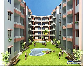 Ad Photo: Apartment 1 bedroom 1 bath 42 sqm in Hurghada  Red Sea