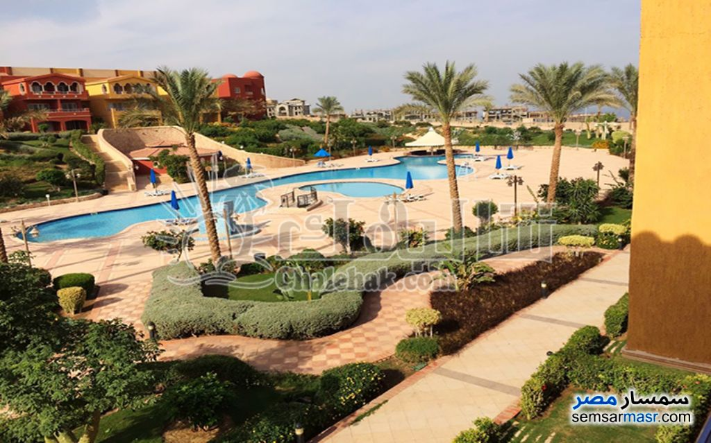Ad Photo: Apartment 2 bedrooms 2 baths 100 sqm super lux in Ain Sukhna  Suez