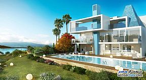 Ad Photo: Apartment 3 bedrooms 2 baths 125 sqm extra super lux in Il Monte Galala  Ain Sukhna