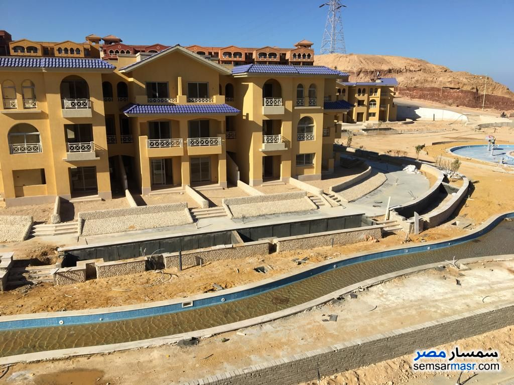Photo 1 - Apartment 1 bedroom 1 bath 60 sqm super lux For Sale Porto Sokhna Ain Sukhna