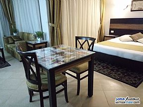 Apartment 1 bedroom 1 bath 66 sqm super lux For Rent Hurghada Red Sea - 6