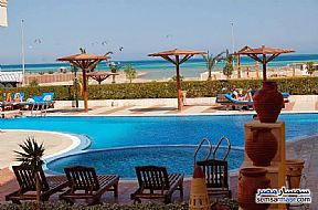 Apartment 2 bedrooms 1 bath 80 sqm super lux For Rent Hurghada Red Sea - 1