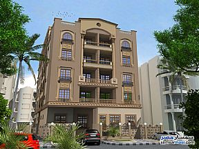 Ad Photo: Apartment 4 bedrooms 3 baths 300 sqm semi finished in Cairo