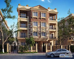 Ad Photo: Apartment 3 bedrooms 3 baths 190 sqm semi finished in Shorouk City  Cairo