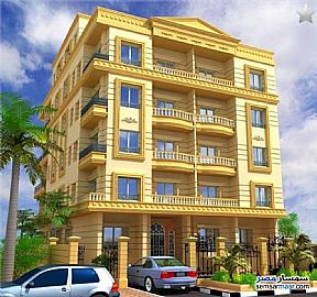 Ad Photo: Apartment 3 bedrooms 3 baths 180 sqm semi finished in Shorouk City  Cairo