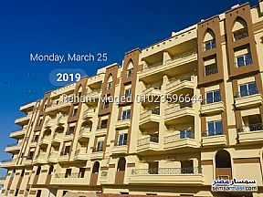 Ad Photo: Apartment 3 bedrooms 1 bath 140 sqm extra super lux in Red Sea