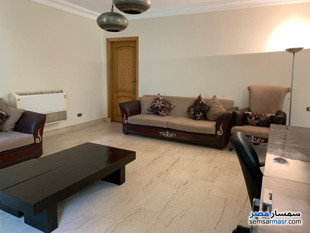 Photo 2 - Apartment 3 bedrooms 2 baths 150 sqm extra super lux For Rent Maadi Cairo