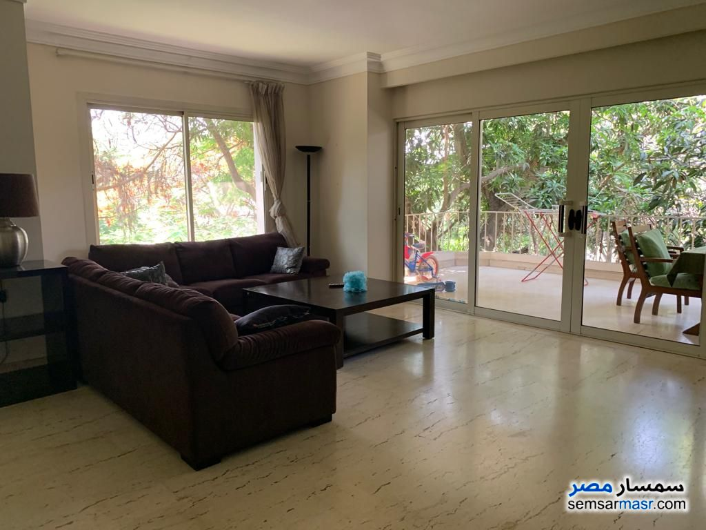 Photo 4 - Apartment 3 bedrooms 2 baths 150 sqm extra super lux For Rent Maadi Cairo