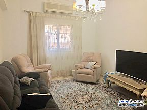 Ad Photo: Apartment 3 bedrooms 3 baths 210 sqm extra super lux in First Settlement  Cairo