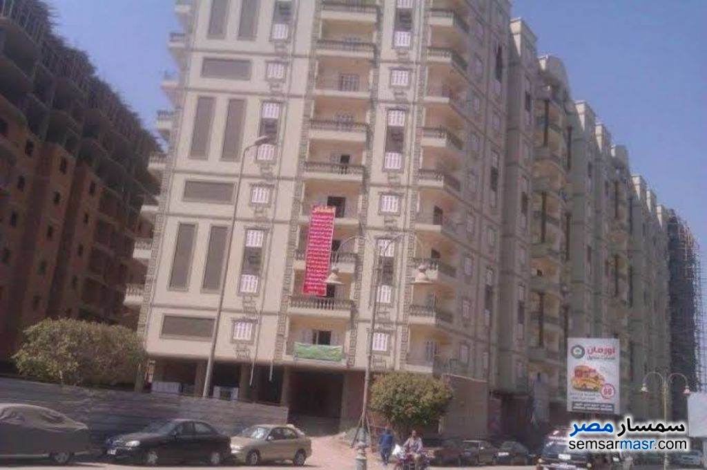 Photo 1 - Apartment 3 bedrooms 1 bath 140 sqm extra super lux For Rent Fayoum City Fayyum