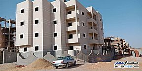 Ad Photo: Apartment 3 bedrooms 2 baths 195 sqm semi finished in North Extensions  6th of October