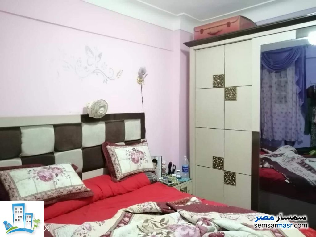 Ad Photo: Apartment 2 bedrooms 1 bath 65 sqm extra super lux in Seyouf  Alexandira