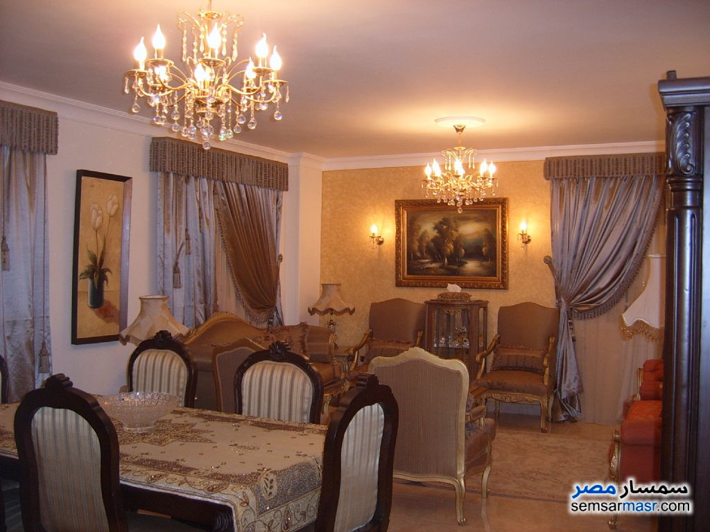 Photo 1 - Apartment 3 bedrooms 2 baths 155 sqm extra super lux For Sale Hadayek Al Ahram Giza