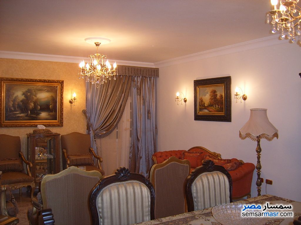 Photo 2 - Apartment 3 bedrooms 2 baths 155 sqm extra super lux For Sale Hadayek Al Ahram Giza
