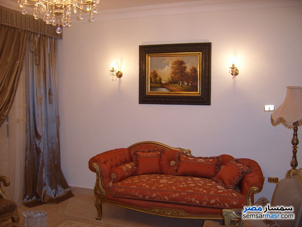 Photo 3 - Apartment 3 bedrooms 2 baths 155 sqm extra super lux For Sale Hadayek Al Ahram Giza