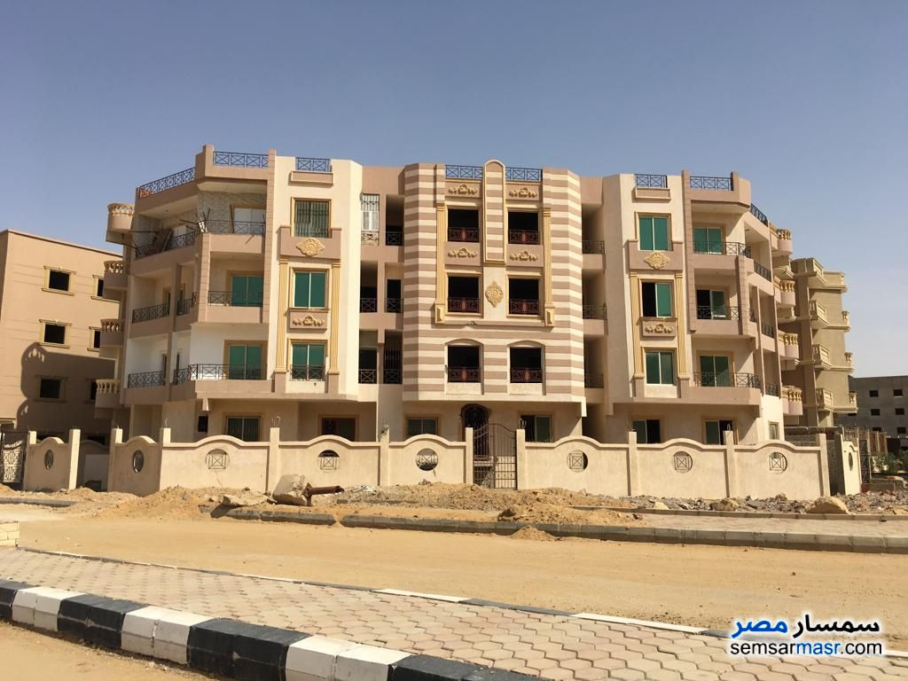 Photo 1 - Apartment 3 bedrooms 2 baths 148 sqm semi finished For Sale Shorouk City Cairo