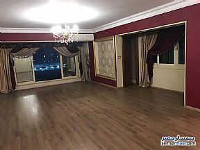 Apartment 3 bedrooms 2 baths 190 sqm super lux For Rent Mohandessin Giza - 8