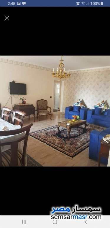 Photo 2 - Apartment 3 bedrooms 1 bath 155 sqm super lux For Rent Sidi Gaber Alexandira