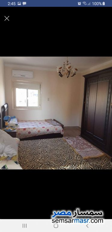 Photo 3 - Apartment 3 bedrooms 1 bath 155 sqm super lux For Rent Sidi Gaber Alexandira