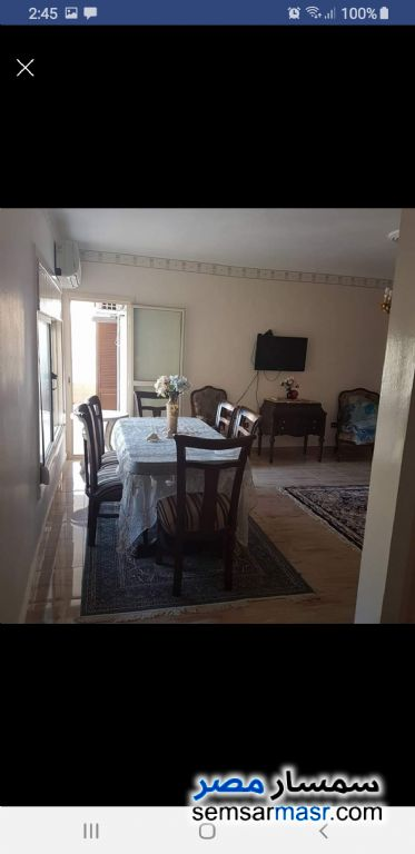 Photo 9 - Apartment 3 bedrooms 1 bath 155 sqm super lux For Rent Sidi Gaber Alexandira