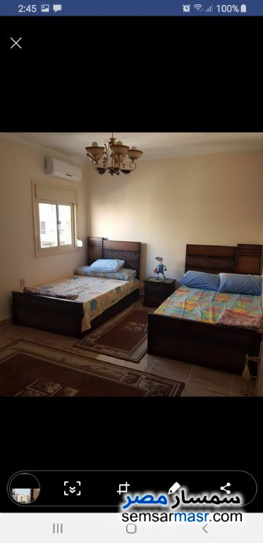 Photo 8 - Apartment 3 bedrooms 1 bath 155 sqm super lux For Rent Sidi Gaber Alexandira