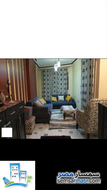 Apartment 2 bedrooms 1 bath 100 sqm super lux For Rent - Old Law - Faisal Giza - 2