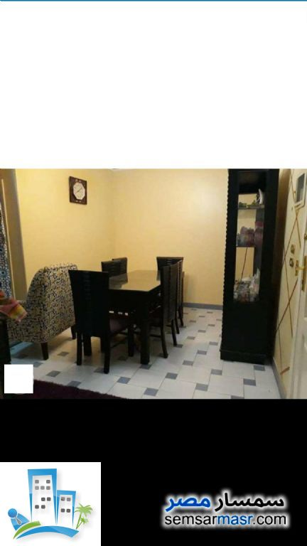 Apartment 2 bedrooms 1 bath 100 sqm super lux For Rent - Old Law - Faisal Giza - 1