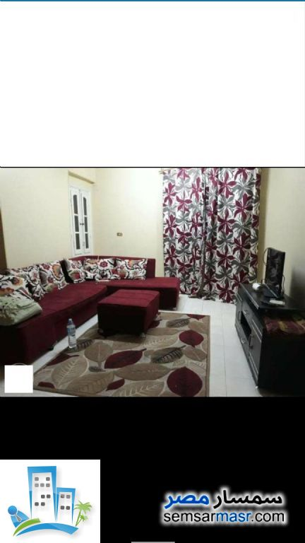 Photo 4 - Apartment 2 bedrooms 1 bath 100 sqm super lux For Rent - Old Law - Faisal Giza