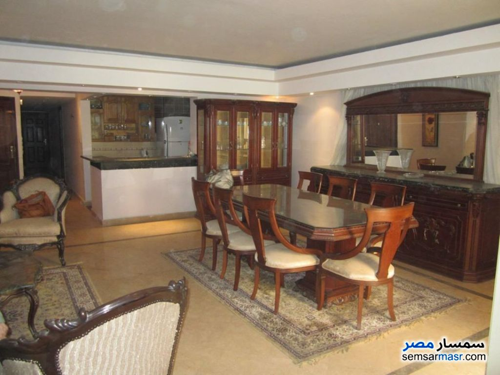 Photo 3 - Apartment 3 bedrooms 2 baths 190 sqm super lux For Rent Maadi Cairo