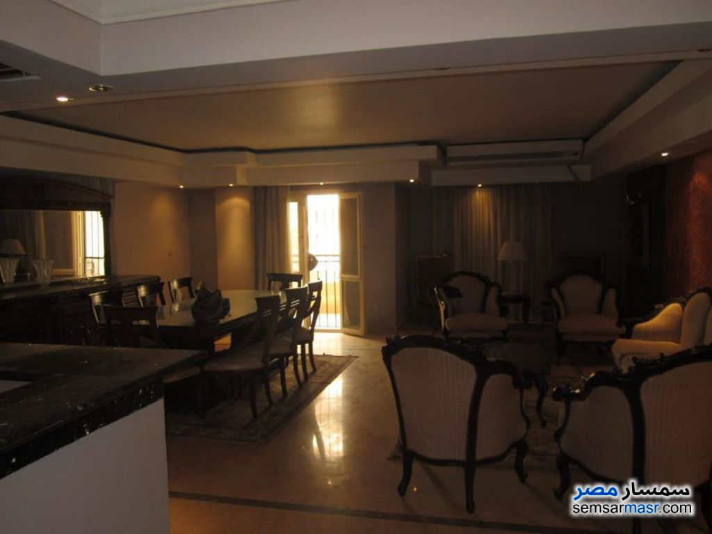 Photo 7 - Apartment 3 bedrooms 2 baths 190 sqm super lux For Rent Maadi Cairo