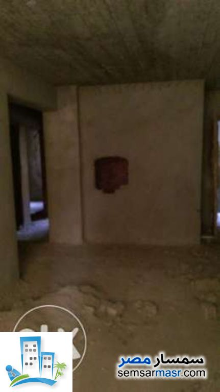 Ad Photo: Apartment 3 bedrooms 1 bath 90 sqm without finish in Faisal  Giza