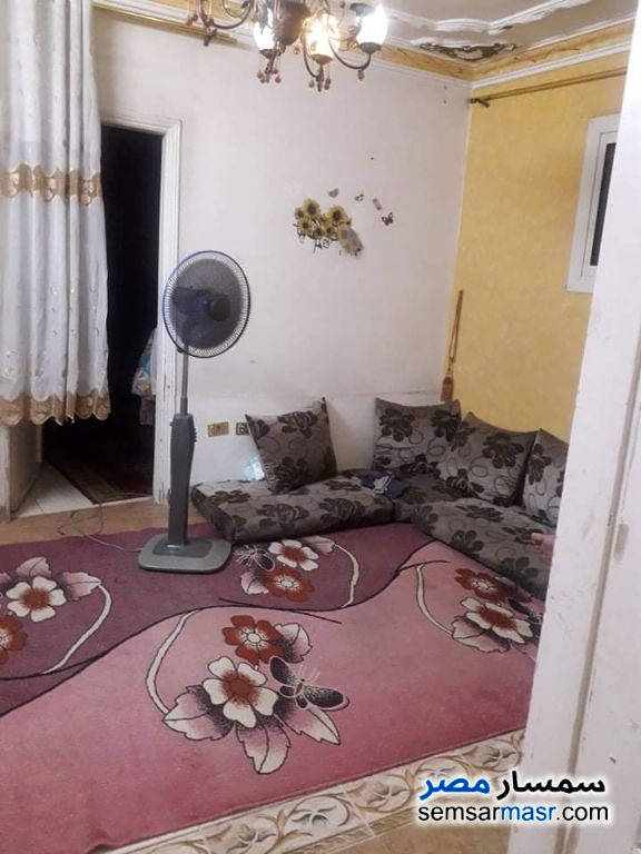 Photo 1 - Apartment 3 bedrooms 1 bath 100 sqm super lux For Rent - Old Law - Faisal Giza