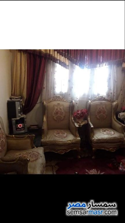 Photo 3 - Apartment 3 bedrooms 1 bath 100 sqm super lux For Rent - Old Law - Faisal Giza