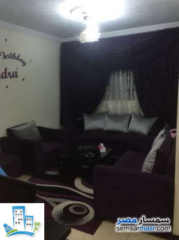 Ad Photo: Apartment 3 bedrooms 1 bath 115 sqm super lux in Egypt
