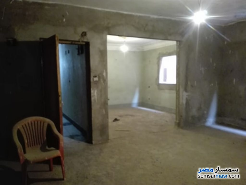 Photo 10 - Apartment 2 bedrooms 1 bath 130 sqm semi finished For Sale Imbaba Giza