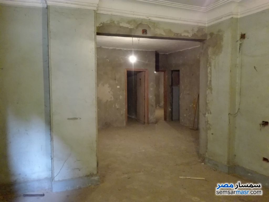 Photo 1 - Apartment 2 bedrooms 1 bath 130 sqm semi finished For Sale Imbaba Giza