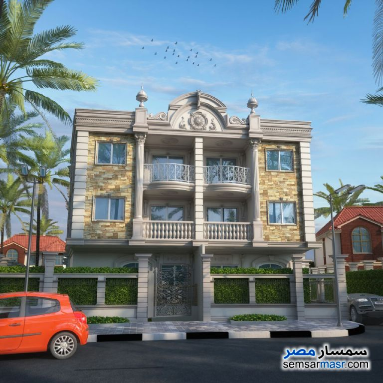 Photo 1 - Apartment 3 bedrooms 2 baths 190 sqm semi finished For Sale Shorouk City Cairo