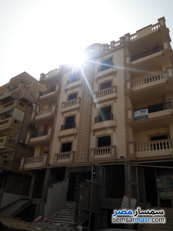Photo 3 - Apartment 2 bedrooms 1 bath 100 sqm semi finished For Sale Mokattam Cairo