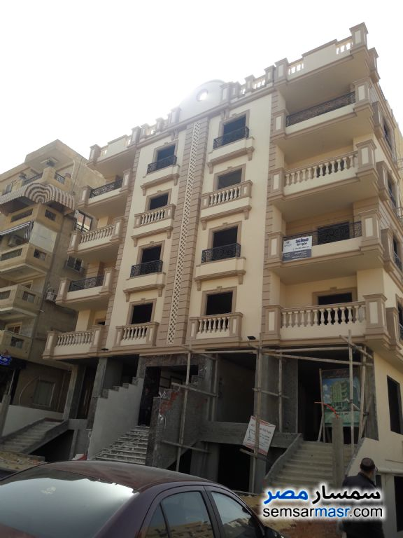 Photo 4 - Apartment 2 bedrooms 1 bath 100 sqm semi finished For Sale Mokattam Cairo