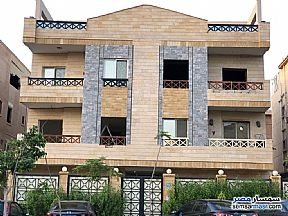 Ad Photo: Apartment 3 bedrooms 3 baths 220 sqm super lux in First Settlement  Cairo