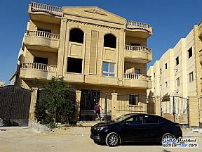 Ad Photo: Apartment 4 bedrooms 3 baths 265 sqm semi finished in First Settlement  Cairo