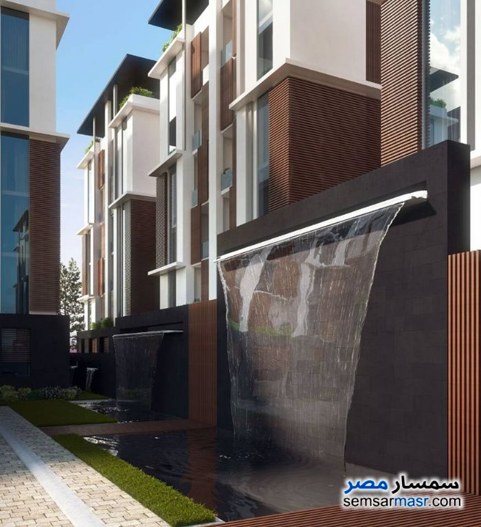 Photo 3 - Apartment 3 bedrooms 1 bath 90 sqm semi finished For Sale October Gardens 6th of October