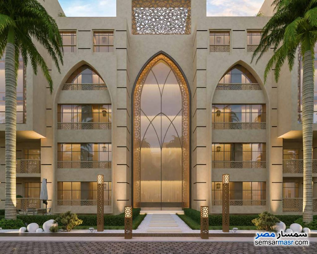 Photo 1 - Apartment 2 bedrooms 2 baths 127 sqm extra super lux For Sale Fifth Settlement Cairo