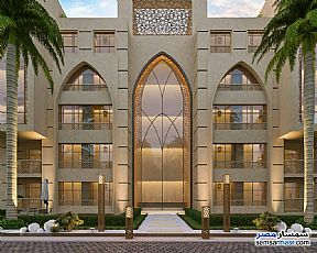 Ad Photo: Apartment 2 bedrooms 2 baths 127 sqm extra super lux in Fifth Settlement  Cairo