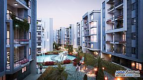 Apartment 3 bedrooms 3 baths 171 sqm extra super lux For Sale North Extensions 6th of October - 2