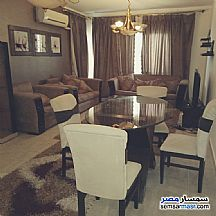 Apartment 3 bedrooms 2 baths 131 sqm extra super lux For Rent Rehab City Cairo - 4