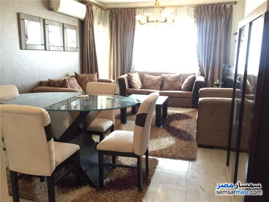 Photo 5 - Apartment 3 bedrooms 2 baths 131 sqm extra super lux For Rent Rehab City Cairo