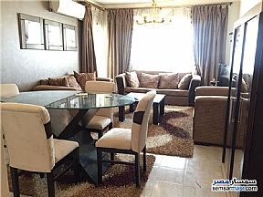 Apartment 3 bedrooms 2 baths 131 sqm extra super lux For Rent Rehab City Cairo - 5